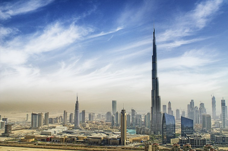 Luxurious 1 Bedroom Apartment In The Burj Khalifa For Sale