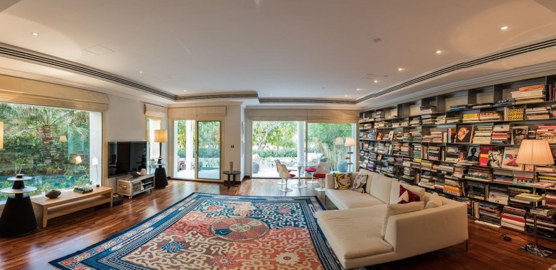 One Of A Kind Fully Upgraded Artistic Villa In